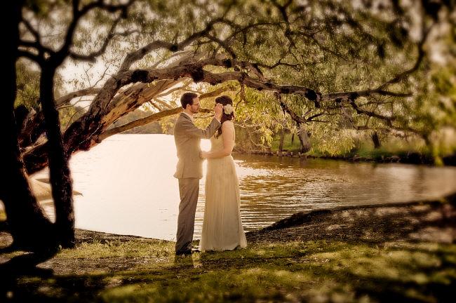 Wedding Photography Perth At Iluka Beach Lancaster Winery